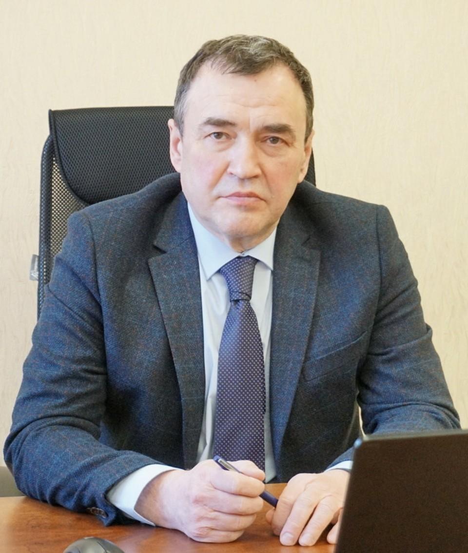 Юрий Цешковский раньше работал в энергетике региона.