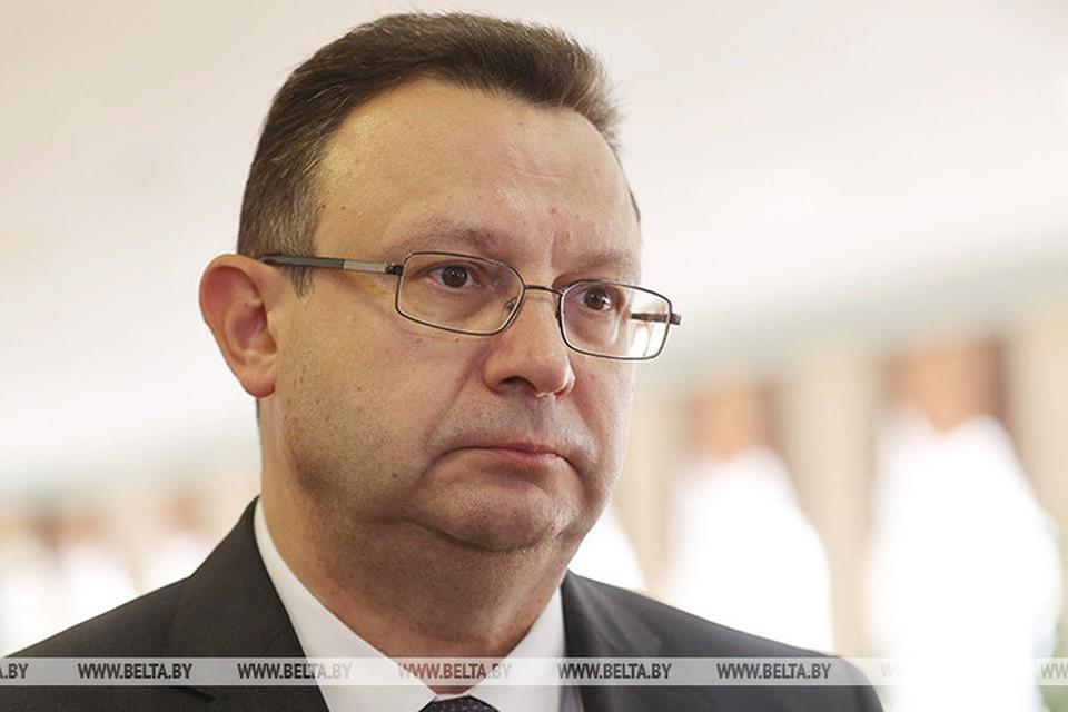 Глава Минздрава Пиневич рассказал о ходе вакцинации в Беларуси. Фото: БелТА