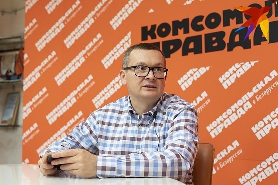 Юрий Воскресенский озвучил свои предложения перед Александром Лукашенко.