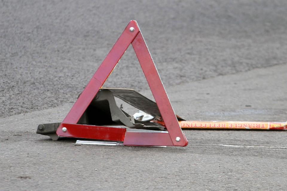Авария произошла в Марьяновском районе.