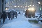 Последствия снегопада в Москве 13 февраля 2021: 9-балльные пробки и сугробы по пояс