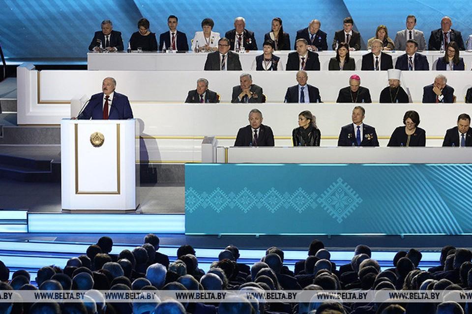 В ЕС прокомментировали письмо Лукашенко, которое опубликовал «Пул Первого». Фото: БелТА