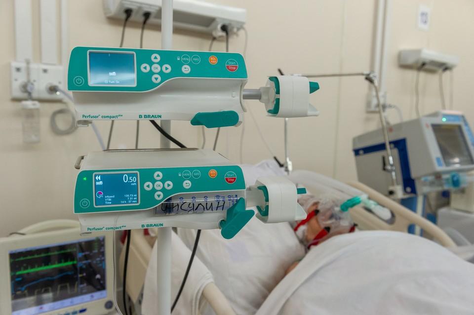 За последние сутки от коронавируса в Мурманской области умерли пять человек.
