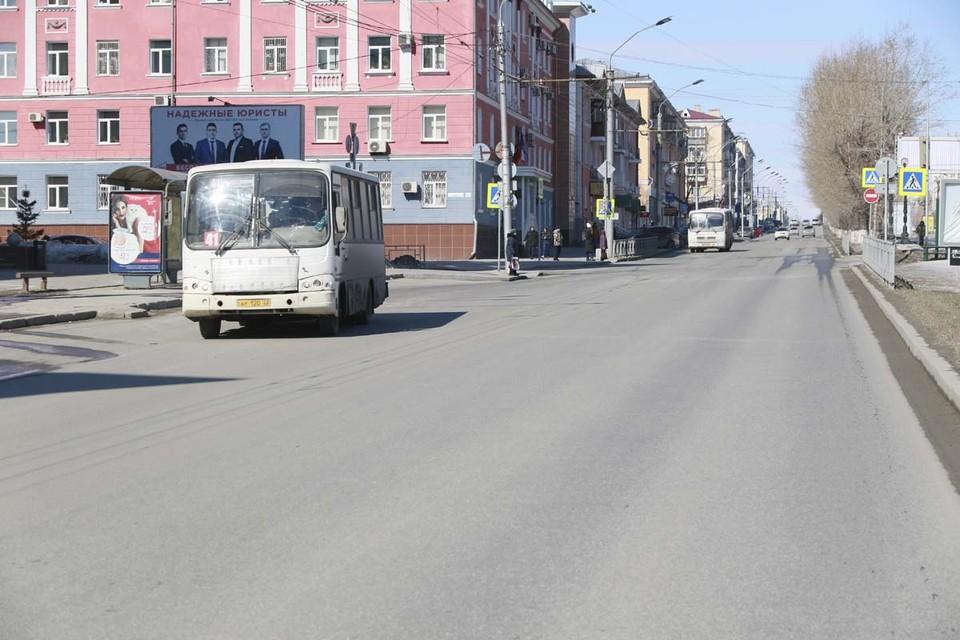 Когда могут появиться полосы для транспорта в Барнауле – неизвестно