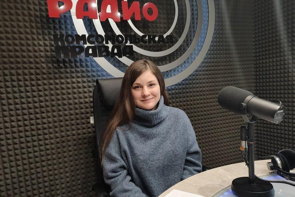 Дарья Семенова.