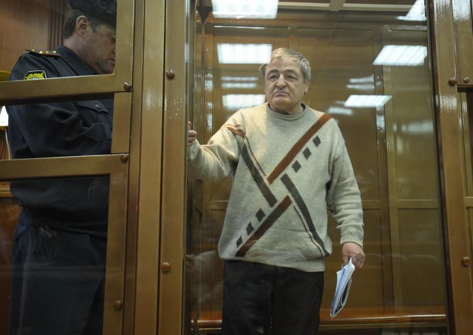 Тело Халида Хугуева нашли 13 февраля