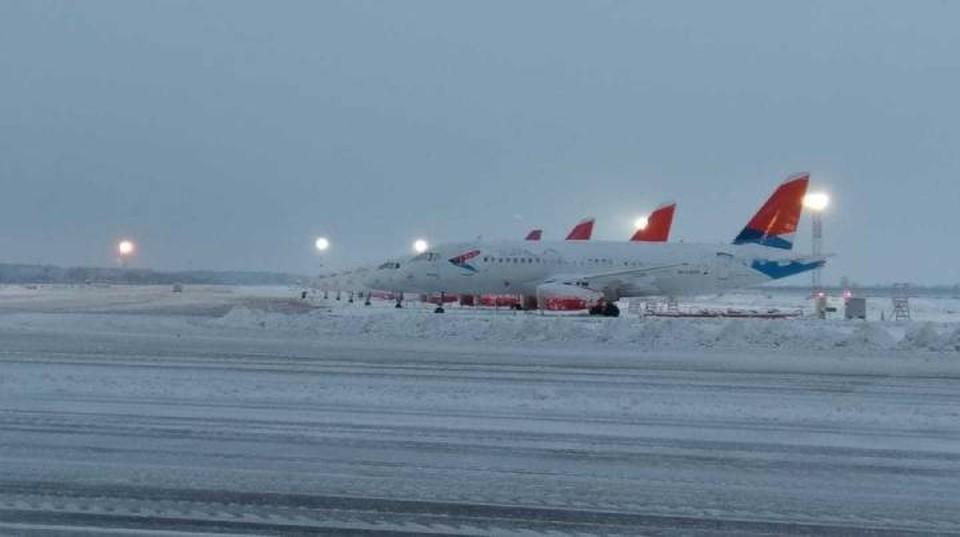 Фото аэропорта Краснодара