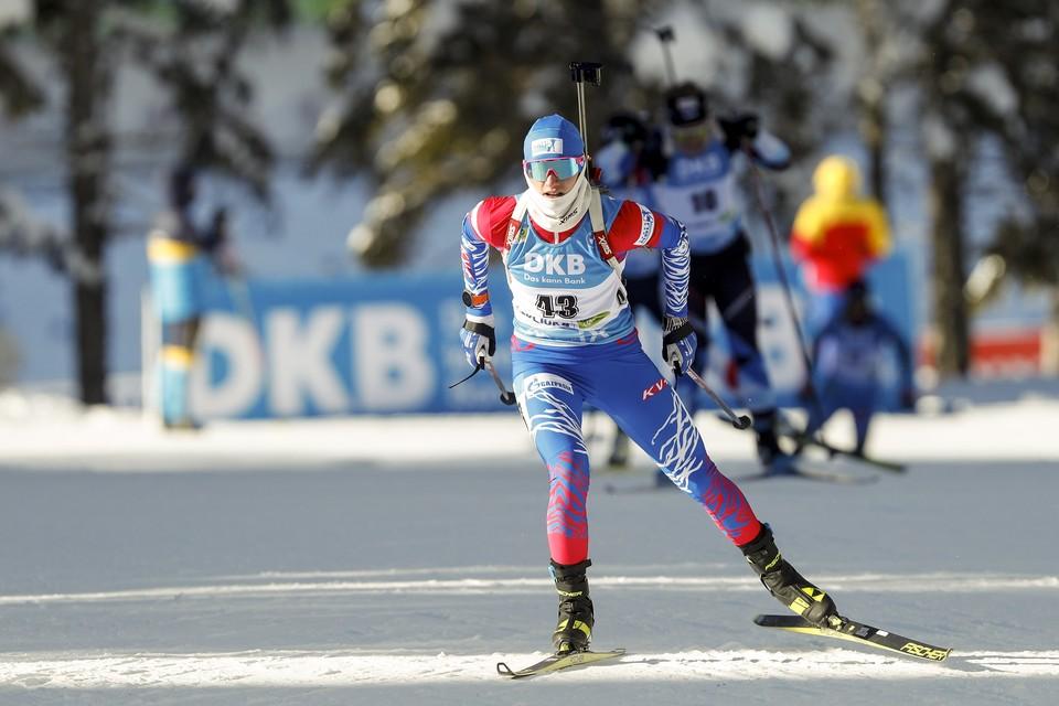 Светлана Миронова пойдет в гонку последней из наших.