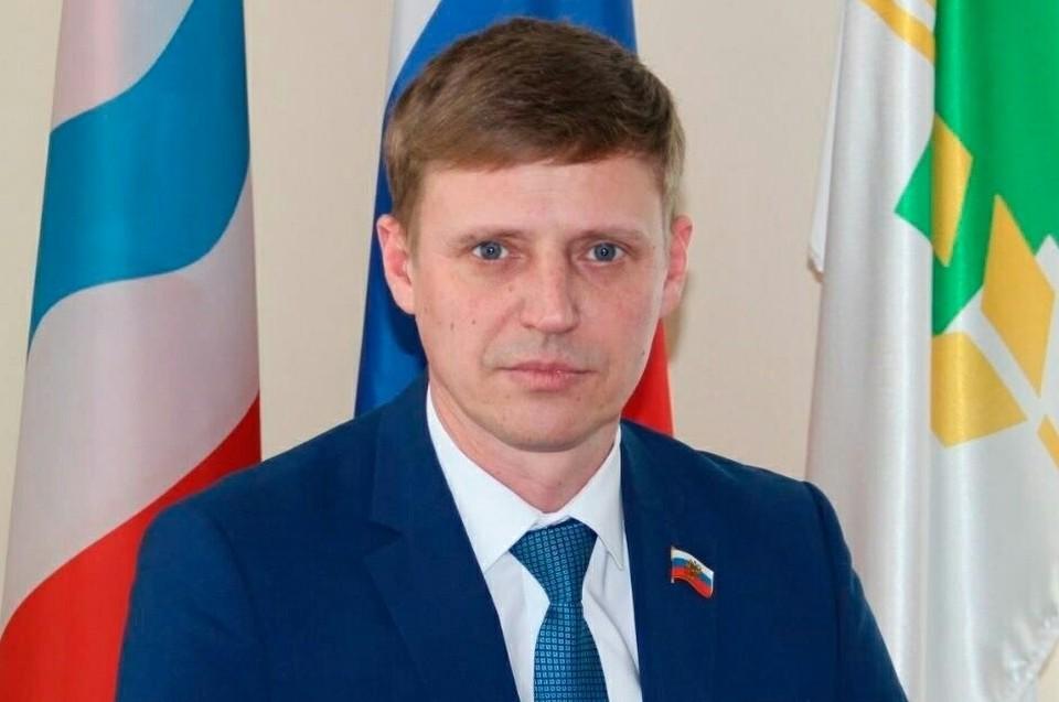 На должность главы Марьяновского района избран Аркадий Ефименко.
