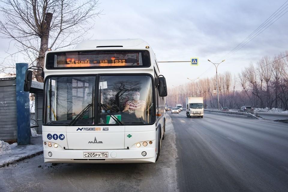 Транспорт будет ходить по расписанию выходного дня.