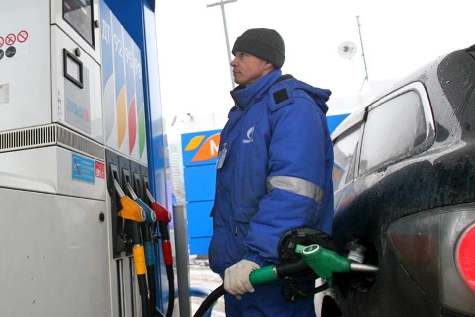 В среднем крымчанин тратит на топливо 47 тысяч рублей в год