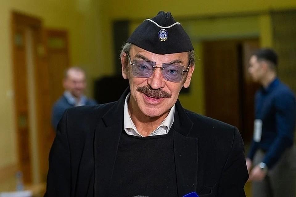 Михаил Боярский госпитализирован в больницу