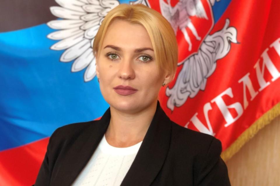Омбудсмен ДНР Дарья Морозова рассказала об итогах переговоров. Фото: ombudsmandnr.ru