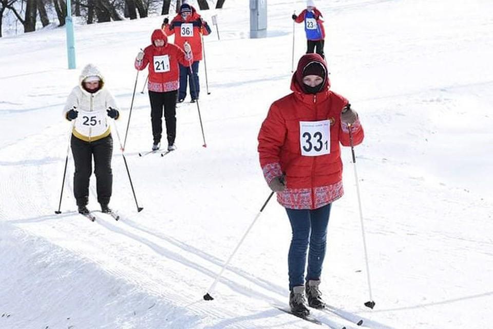 Лыжные трассы появятся во всех административных районах Минска уже следующей зимой. Фото: БелТА