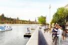 Реконструкция в центре Москвы: Остров Балчуг украсят винтажные лавочки, набережные Яузы - экотропа на сваях