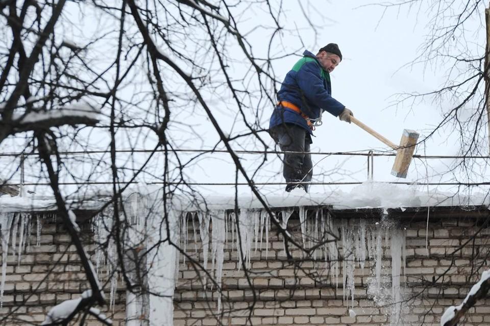 Сильные морозы продержатся несколько дней.