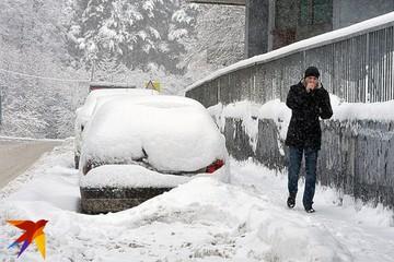 23 февраля на Тверь опустится мороз