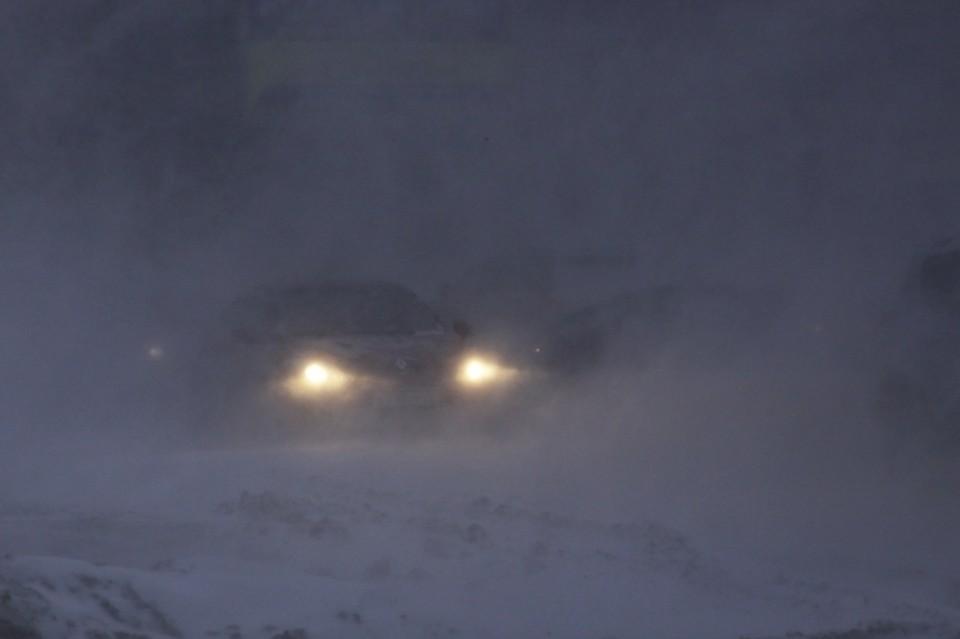 мэр Омска решила посмотреть на город после снегопада без сопровождающих.