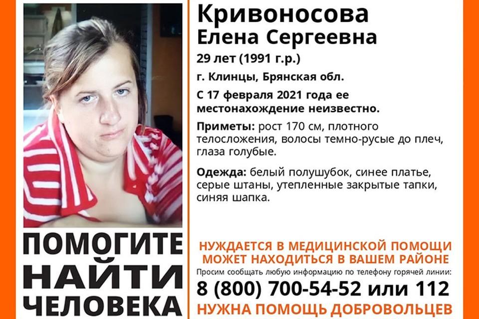 """Фото: поисковый отряд """"Лиза Алерт"""" Брянск""""."""
