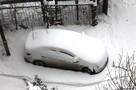 Причиной сильного снегопада в Краснодарском крае стала циклонная депрессия над Черным морем