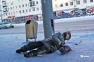 «План по истреблению пешеходов?»: екатеринбуржцы потребовали от мэрии очистить город от наледи