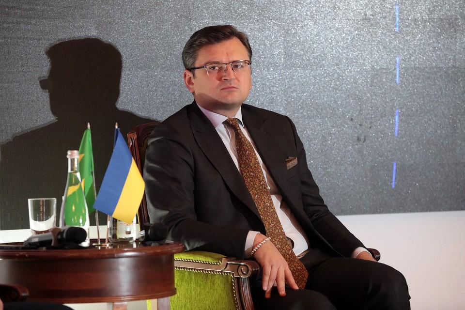 Дмитрий Кулеба сообщил, что МИД Украины готовит обращение к ЕС с просьбой ввести новые санкции против России по Крыму