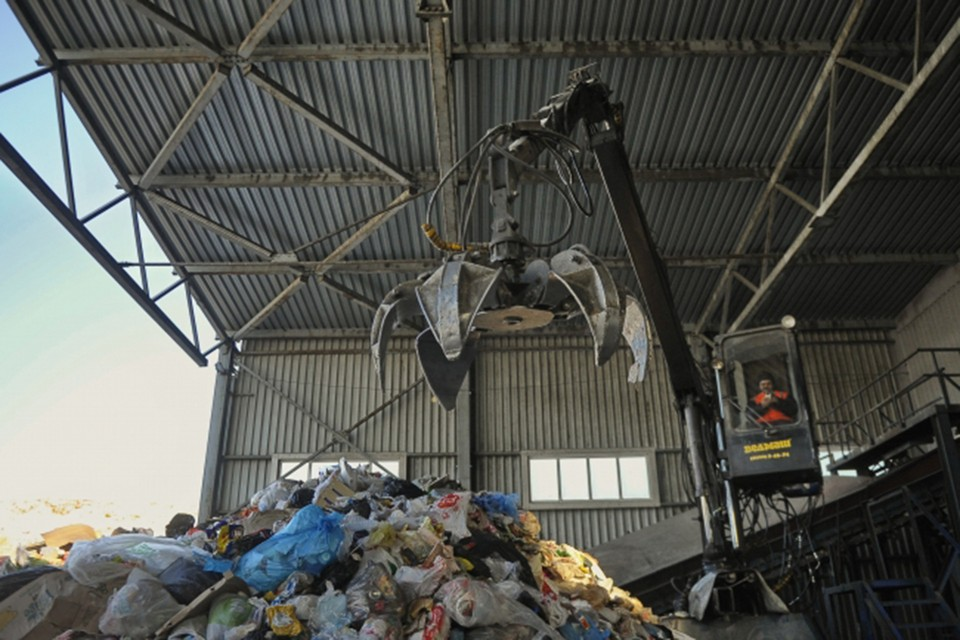 Позднее в Шабалинском районе появится мусоросортировочная станция