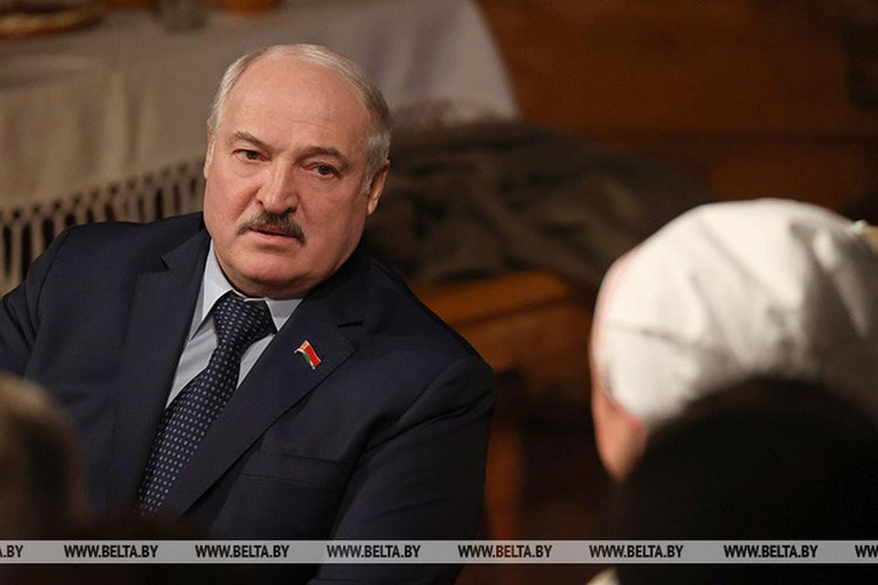 Лукашенко высказался о национализме. Фото: БелТА