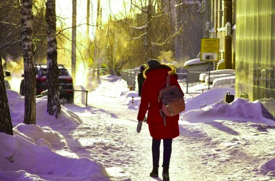 Погода в Нижнем Новгороде на выходные 21-23 февраля: Жуткие морозы и снег