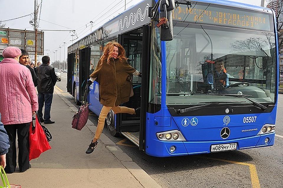 В Москве появятся новые автобусные остановки