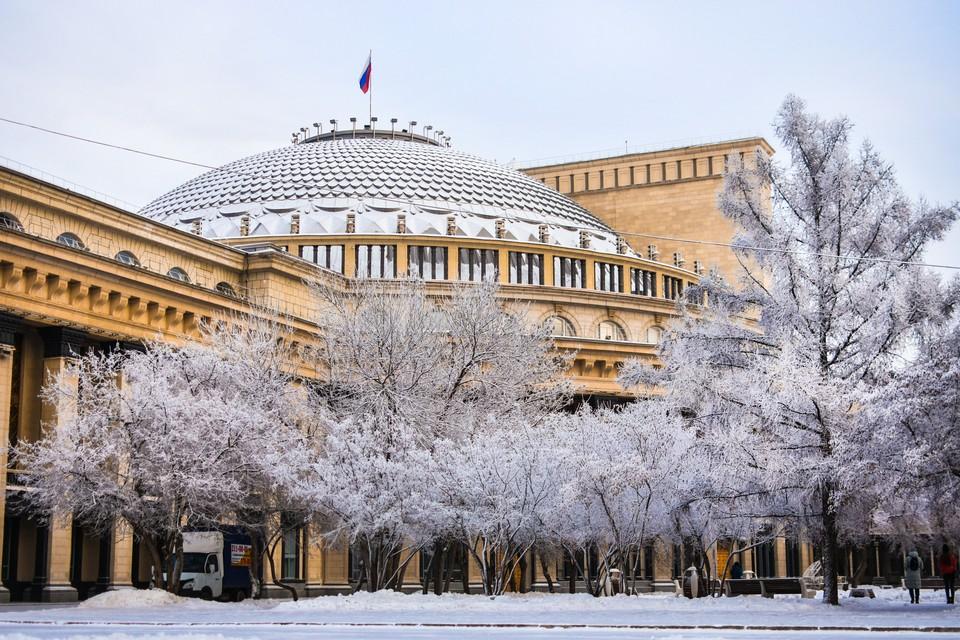 В конце последнего зимнего месяца к сибирякам вновь придут морозы.