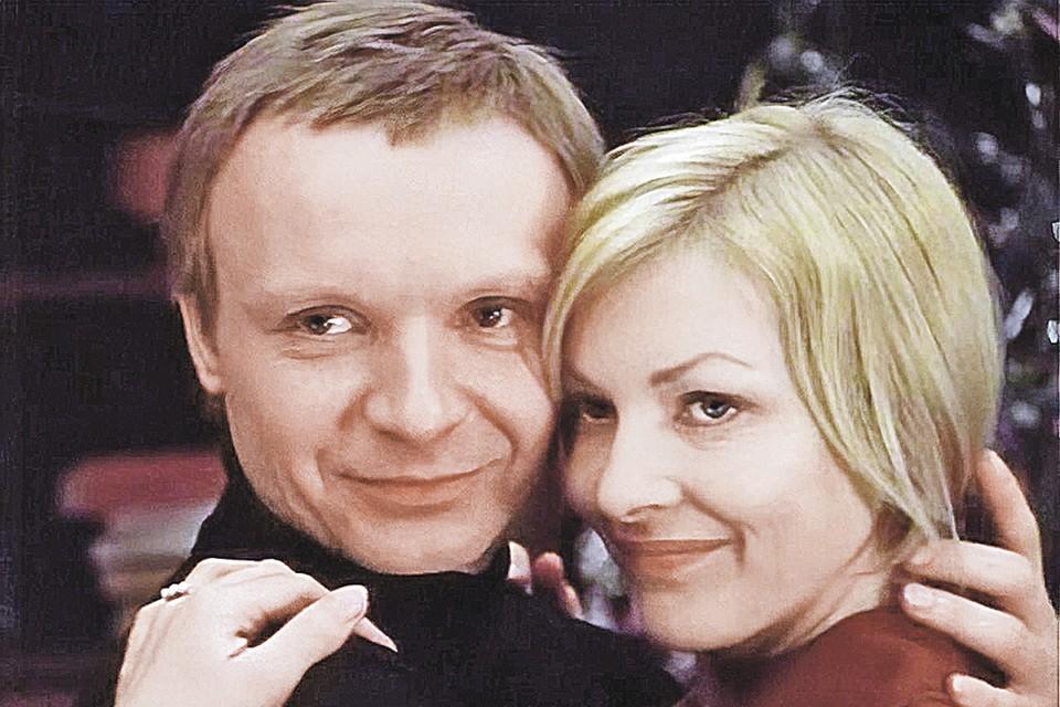 Мягков и Брыльска не понравились друг другу с первого взгляда. Но любовь сыграли убедительно. Фото: Кадр из фильма