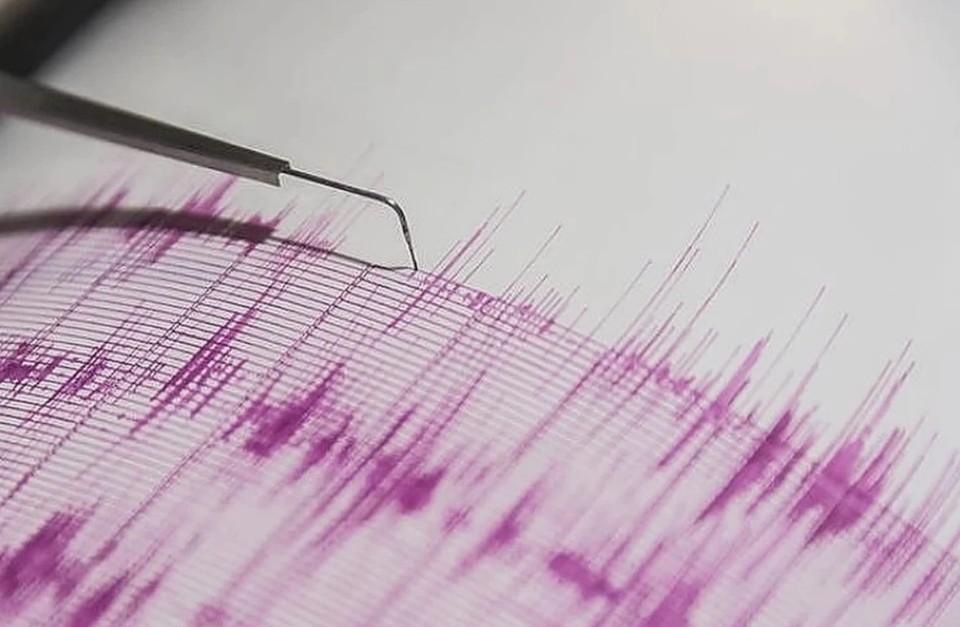 В Туве произошло землетрясение магнитудой 5,6
