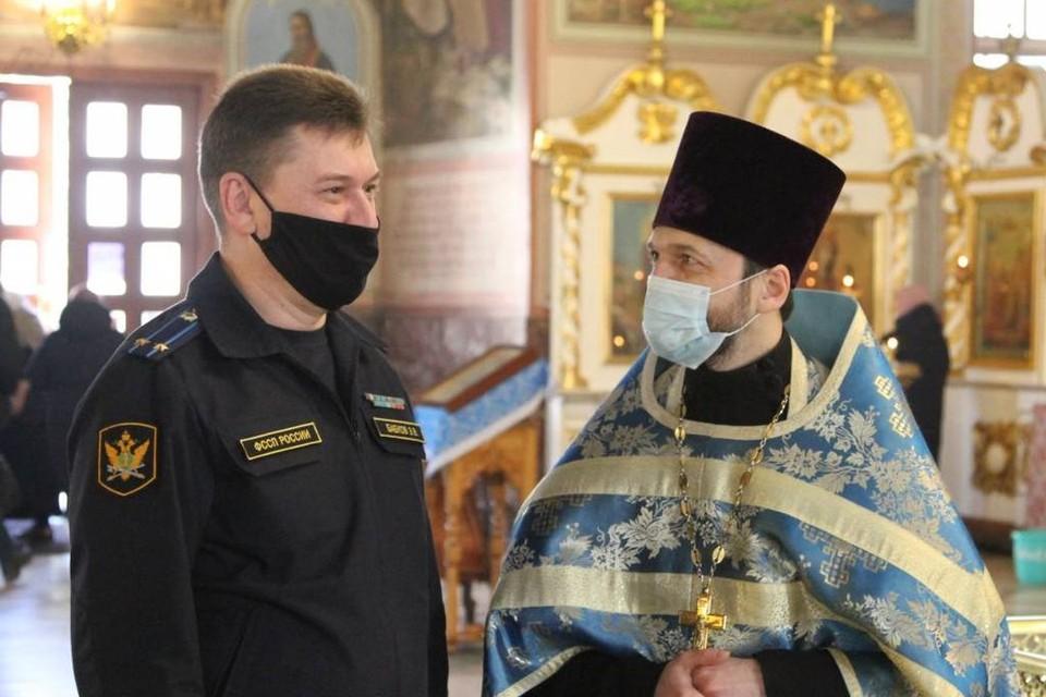 В Новосибирске помолились за покровителя судебных приставов. Фото: УФССП России.