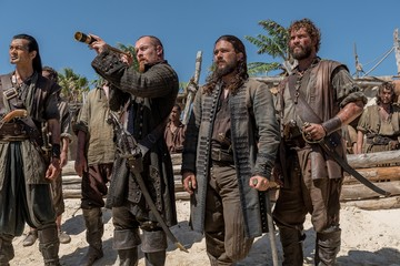 Лучшие сериалы про пиратов с высоким рейтингом
