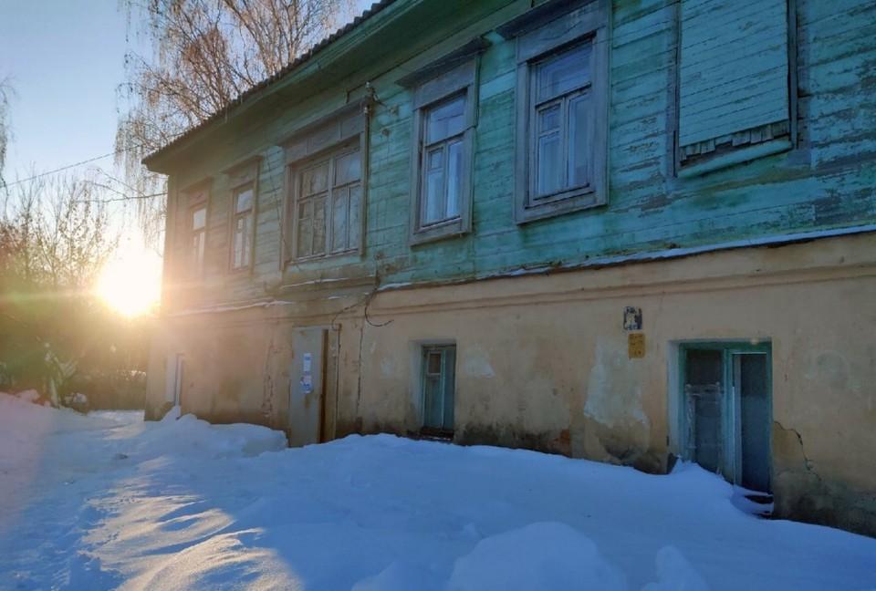 В Калуге пройдет снег