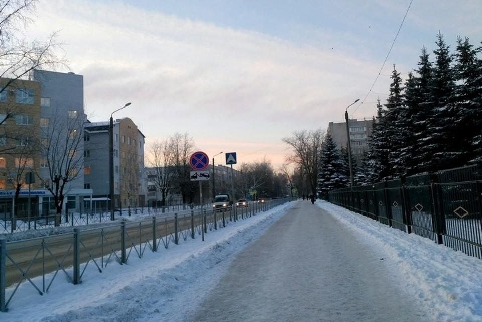 В праздничный вторник, 23 февраля, в Брянской области прогнозируют гололедицу.