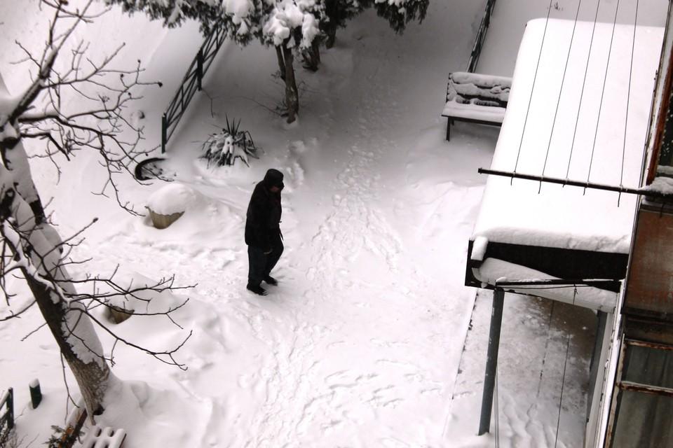 На Кубани снова будет морозно.