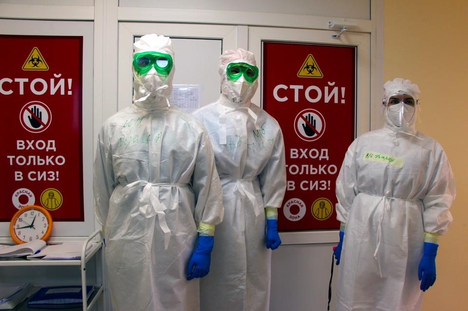 Общее число инфицированных коронавирусом с начала пандемии в крае выросло до 40003