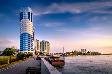 Краснодар Москве не Чита: эксперты назвали лучшие города для жизни в России
