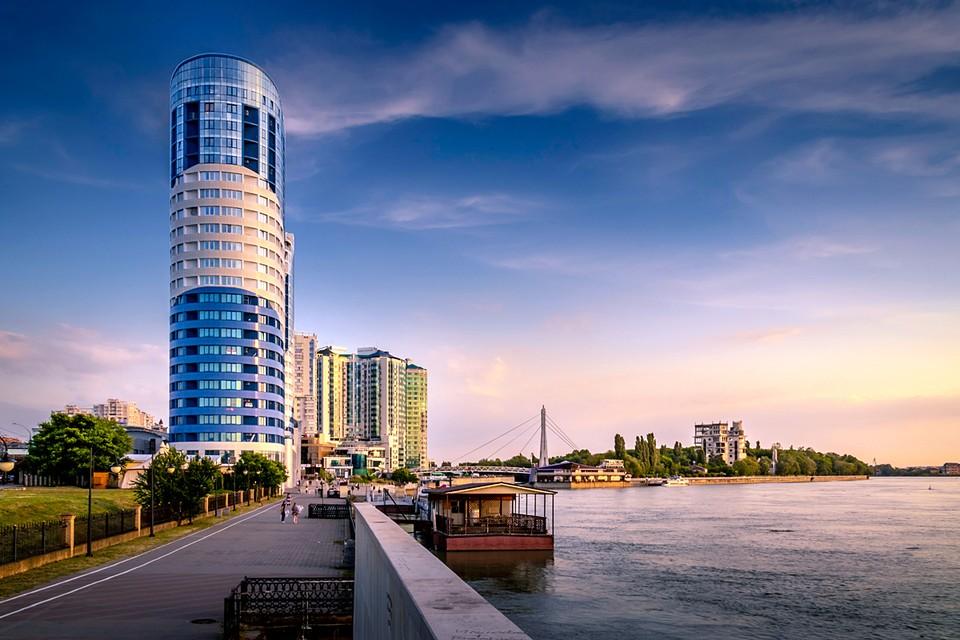 Краснодар - возглавил рейтинг лучших городов для жизни в России