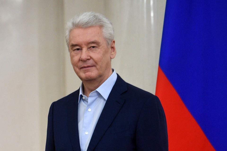 Собянин: «В ближайшие месяц - два мы снимем некоторые ограничения»