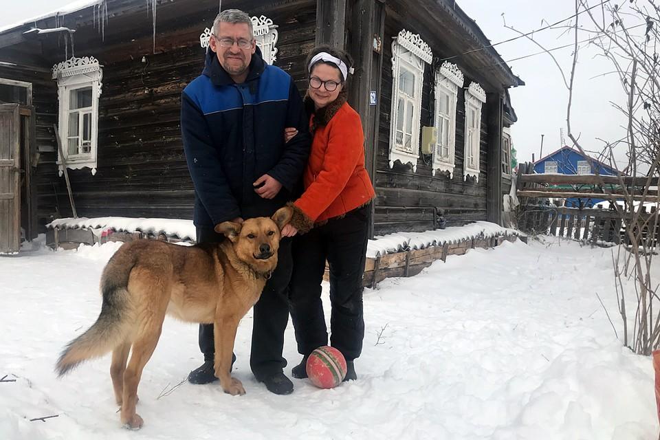 Семья Перфильевых оставила суетную Казань ради деревенской свободы и тишины.