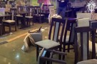 Мужчину расстреляли в кафе во время криминальной разборки в Ленобласти