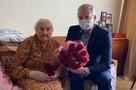 Иван Белозерцев поздравил с днем рождения жительницу Пензы Дарью Мельниченко