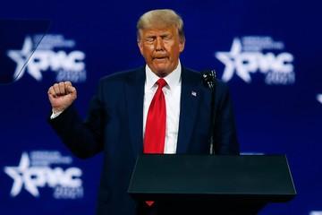 Трамп намекнул на свое участие в следующих президентских выборах