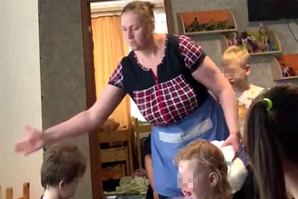 Как стало известно «КП», видео с моментом удара ребенка было снято на прошлой неделе.