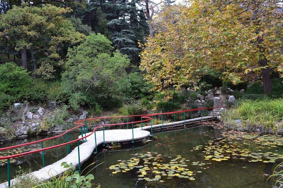 Парк обещают сделать общедоступным. Фото: Минприроды РК
