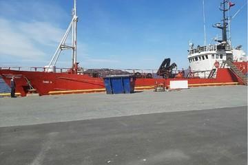 """Ространснадзор: судно """"Онега"""" затонуло из-за обледенения и ошибки капитана"""
