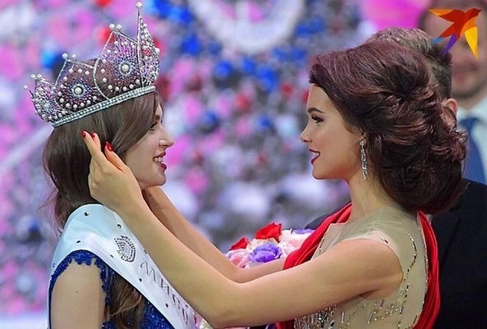"""Алина Санько стала """"Мисс Россия"""" и вошла в топ-12 финалисток """"Мисс мира""""."""